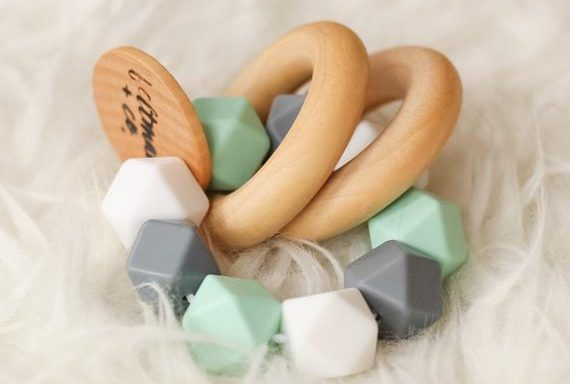 Why Wooden Teethers are Good for Your Baby
