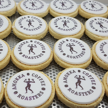 Corporate Branded Biscuits