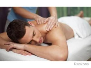 massage service and cafe bar restaurant